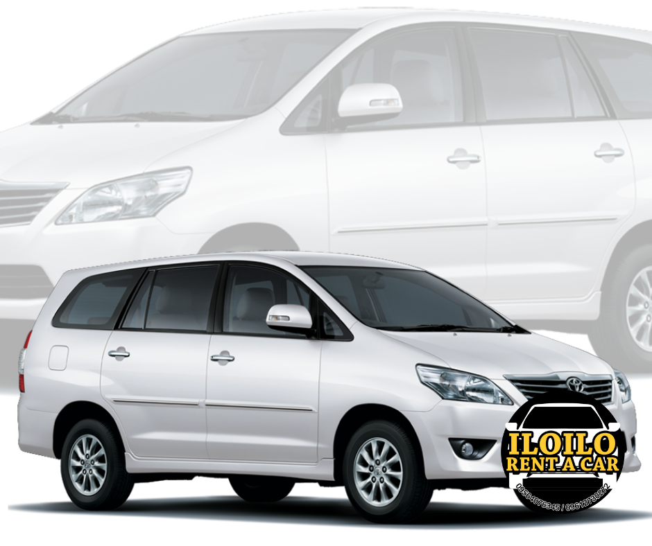 iloilo rent a car mitsubishi fortuner